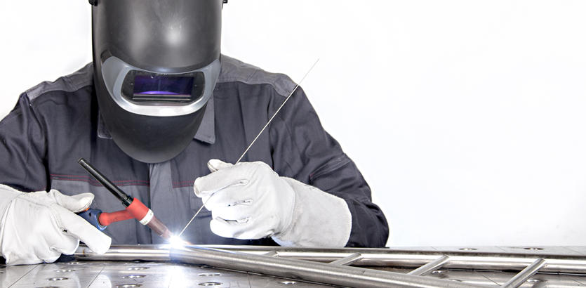 ZURICH CODED<br />TIG Welding Services